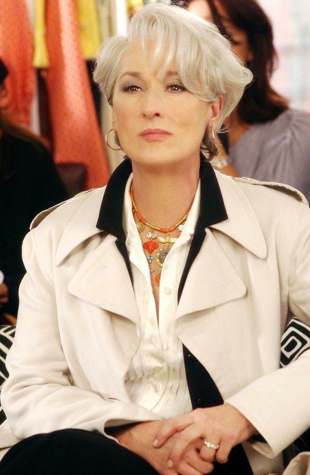 大女優メリル・ストリープは当時56歳