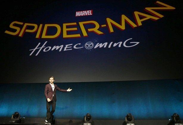 新作タイトル『スパイダーマン:ホームカミング(原題)』に決定!