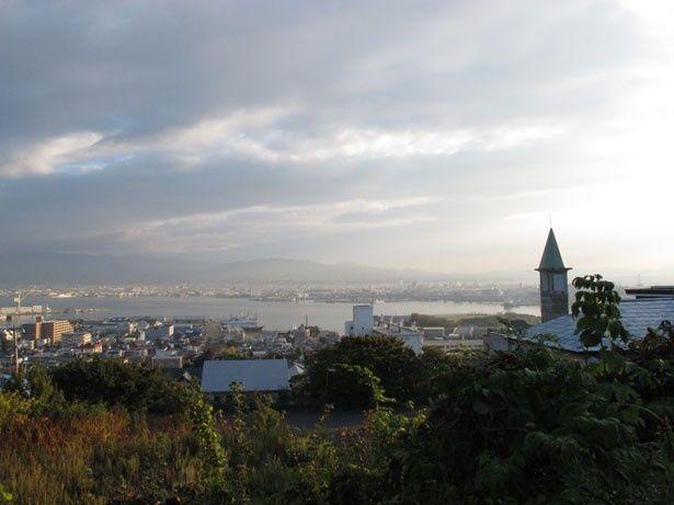 北海道の広大な青空とキレイな空気に癒される!