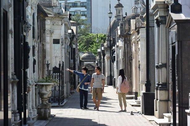 アルゼンチンは、とにかく街並みがオシャレ!
