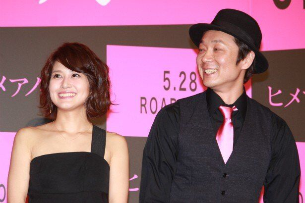 森田剛の意外な素顔について語った
