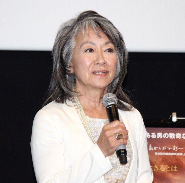メガホンをとった奈良橋洋子監督