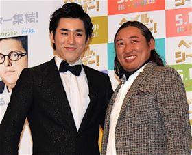 ロバート秋山、高畑淳子の「セクシーな写真撮りたい」息子・裕太にアプローチ!