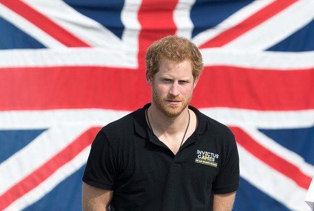ディズニーワールドを訪れたというヘンリー王子