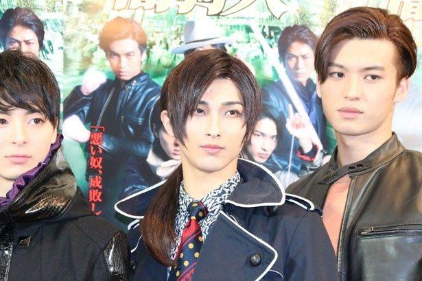 舞台「闇狩人」が5月13日より東京公演がスタート!