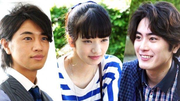 dTVで、6月4日(土)公開の映画「高台家の人々」と連動したオリジナルドラマを制作、独占配信(6月)することが決定!