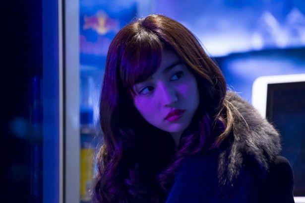 男臭い本作でまさに紅一点となるヒロイン・凪を演じた堀田茜