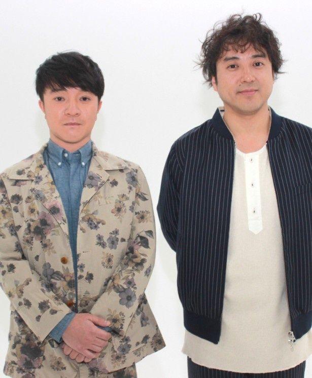 『ヒメアノ~ル』の濱田岳とムロツヨシを直撃!