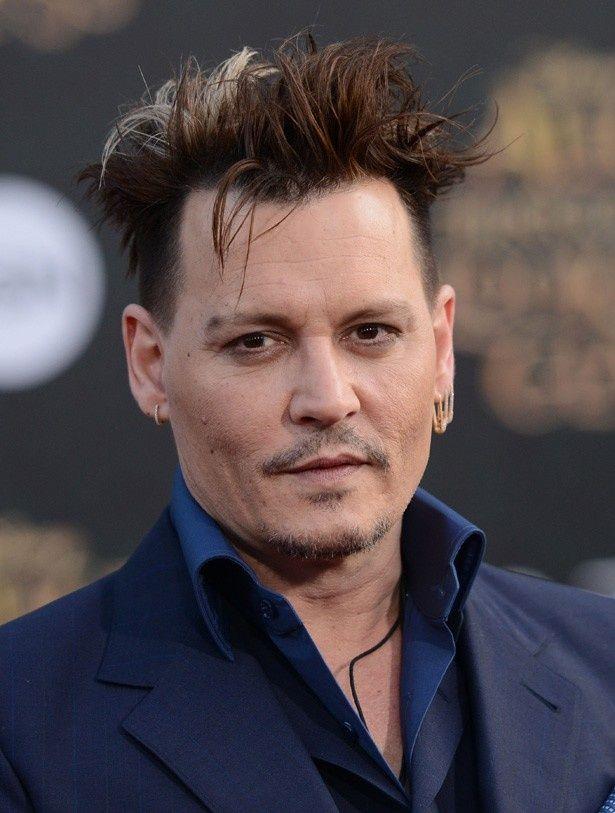 【写真を見る】最近キャリアが低迷していると言われるジョニー