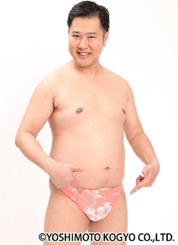 初単独ライブツアー「TONIKAKU」の開催を発表した、とにかく明るい安村