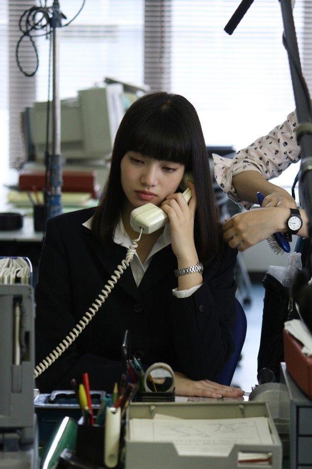 小松菜奈の女優魂が見られる!dTVオリジナルドラマ「高台家の人々」の撮影現場に潜入