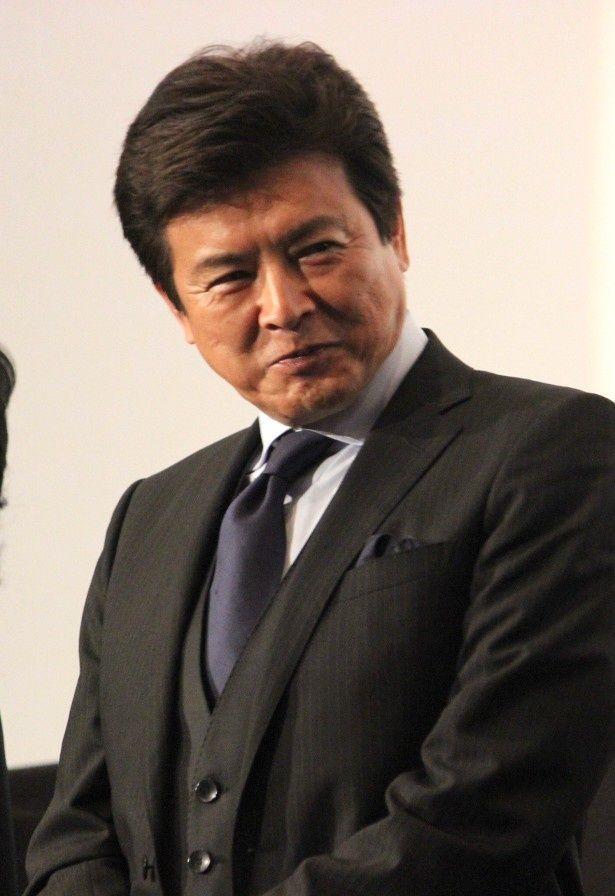 『葛城事件』の主演を務めた三浦友和