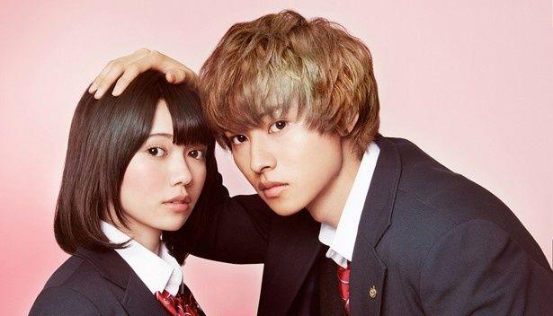 映画『オオカミ少女と黒王子』が初登場2位!