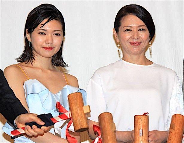 小泉今日子と二階堂ふみが初共演を果たす!