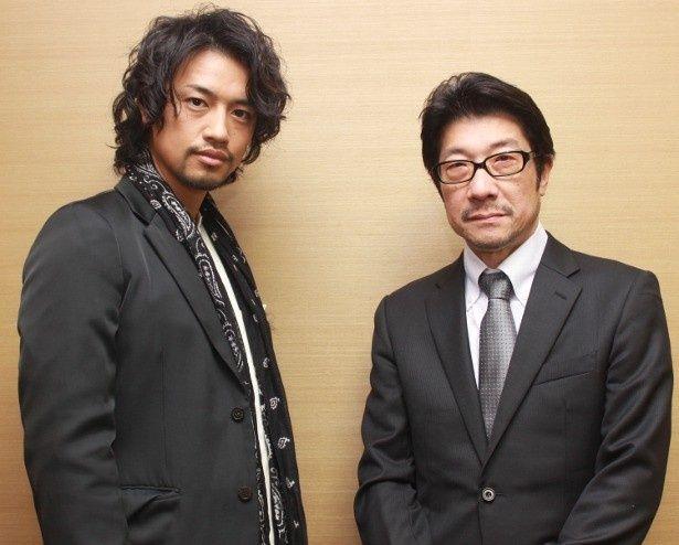 『団地』の阪本順治監督と斎藤工にインタビュー