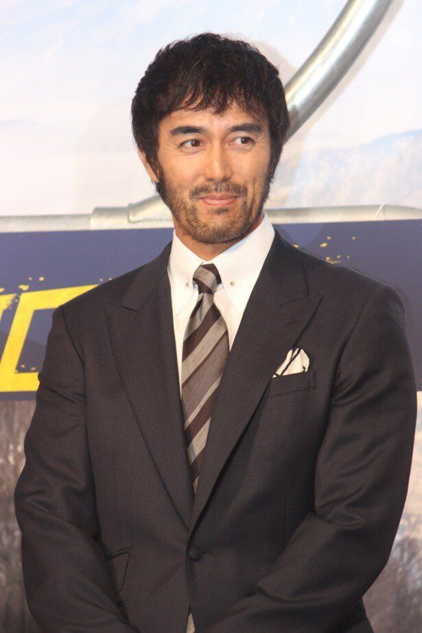 阿部寛が「雪男」のエピソードを披露