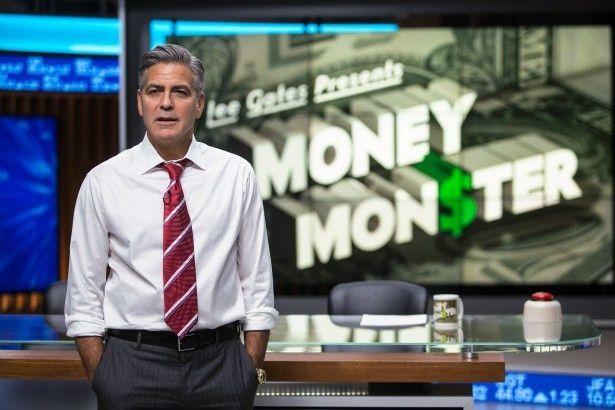 主人公は財テク番組『マネーモンスター』のパーソナリティ、リー・ゲイツ(ジョージ・クルーニー)