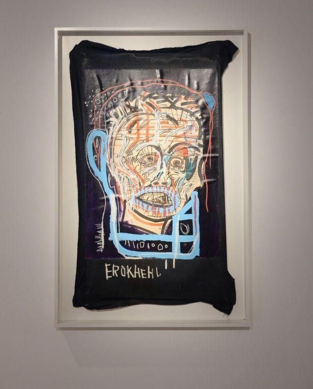 【写真を見る】ジャン=ミシェル・バスキアの作品はこれまでにもクリスティーズで高額落札されている