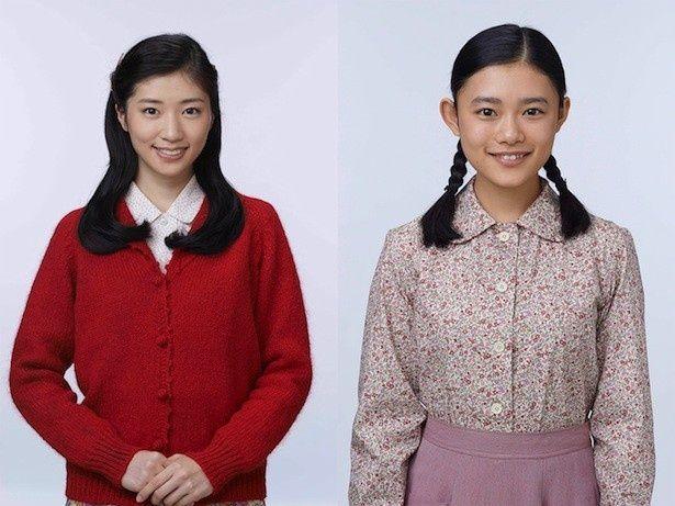 「とと姉ちゃん」に出演する相楽樹(左)と杉咲花(右)