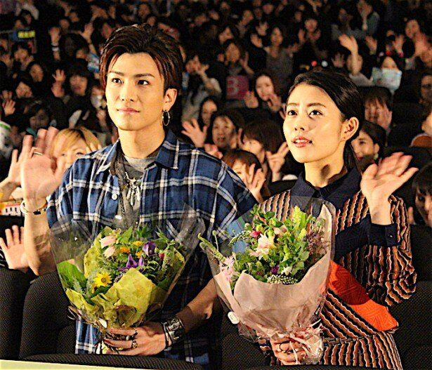 岩田剛典と高畑充希が恋愛観を告白!