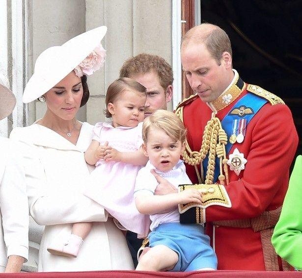 キャサリン妃、ジョージ王子が着回し!