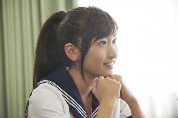 元AKB48の森川綾香がヒロインの綾を演じる