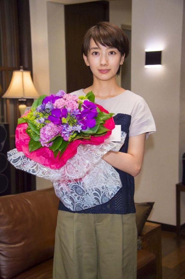 「世界一難しい恋」ヒロイン・美咲役を終えた波瑠