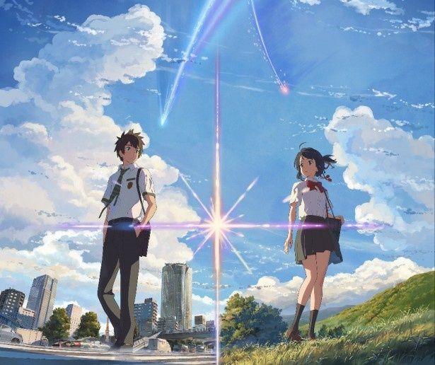 『Anime Expo』で世界初上映されることが決まった『君の名は。』