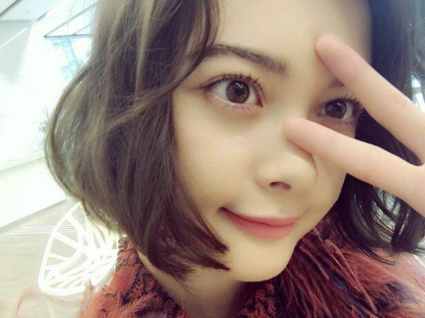『貞子vs伽椰子』の初日舞台挨拶を終えたばかりの、玉城ティナの自撮り写真を公開!
