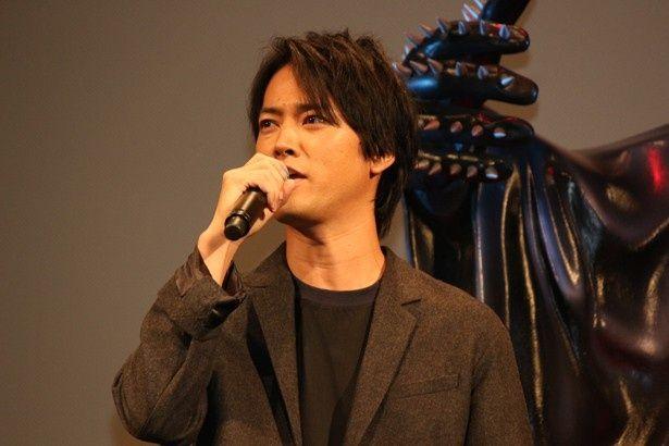 【写真を見る】桐谷健太が神木隆之介のモノマネを連発!