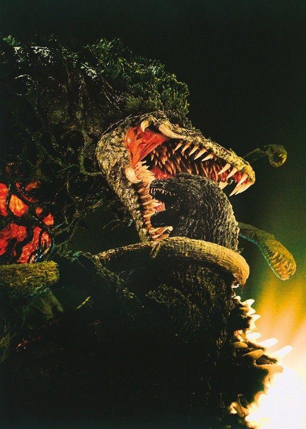映画「ゴジラVSビオランテ」を皮切りに、「ゴジラ」シリーズ4作品がNHK BSプレミアムでオンエア