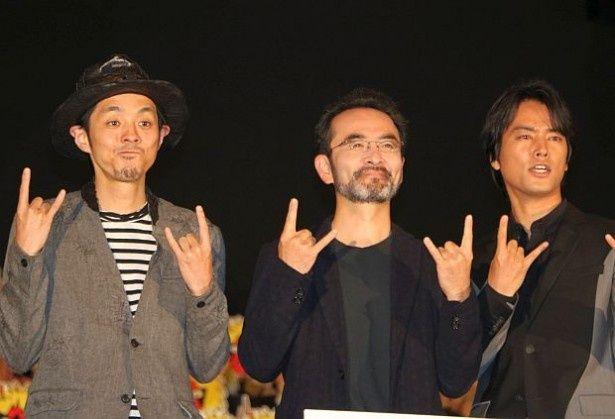 【写真を見る】桐谷健太は神木隆之介をイジリまくり!