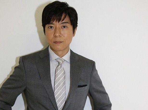 「連続ドラマW 沈まぬ太陽」で主演を務めた上川隆也