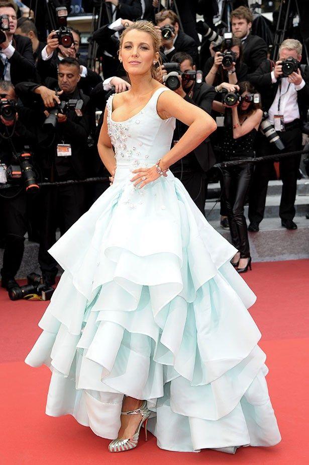 今年のカンヌ国際映画祭では話題を独占、レッドカーペットの女王と呼ばれた