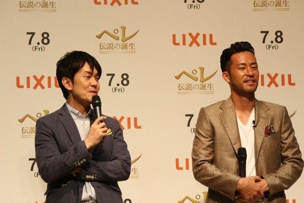 【写真を見る】サッカー日本代表吉田が長谷部結婚について語る!?