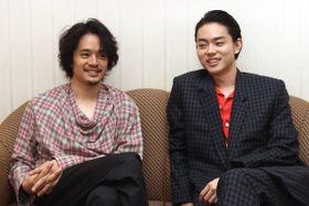 池松壮亮と菅田将暉が、お互いの色気と意外性を語る