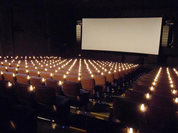 極上爆音上映が行われている立川シネマシティのシネマ・ツーのa studio
