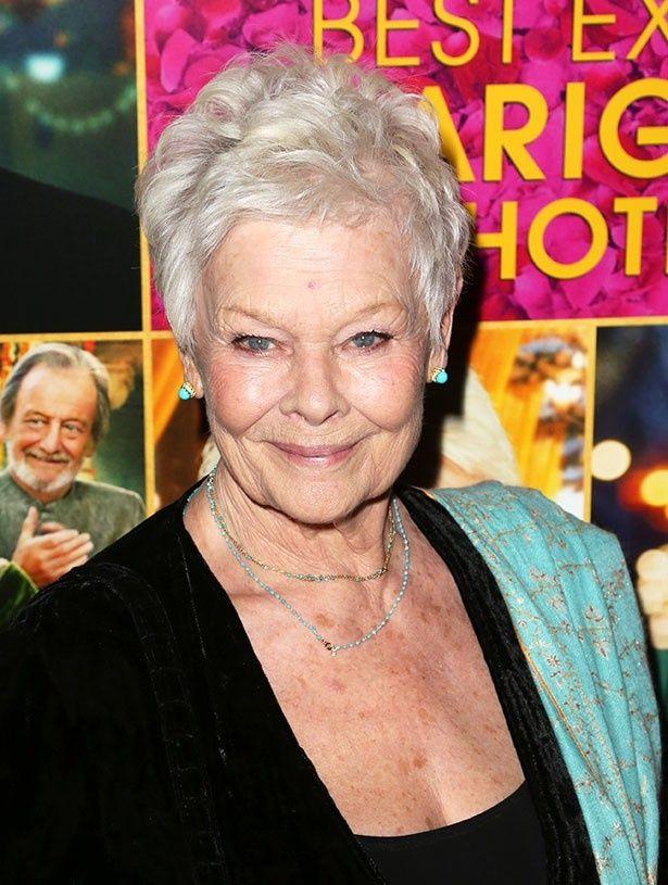 81歳にしてタトゥーデビューを果たしたジュディ、まさに今を楽しんでいる