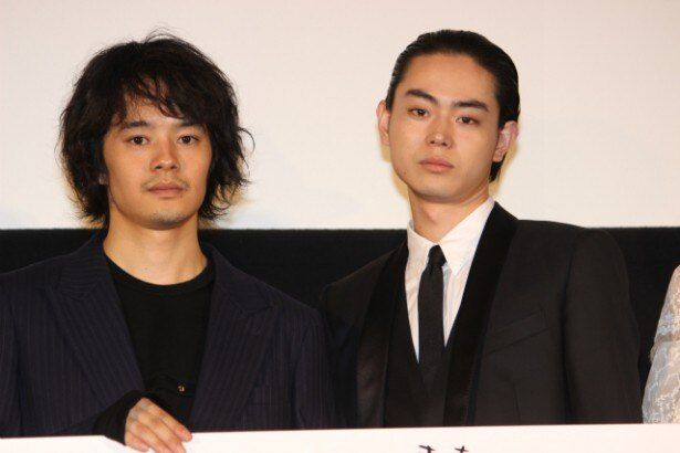 『セトウツミ』で共演した池松壮亮と菅田将暉