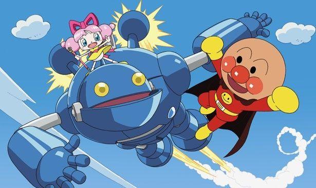 劇場版27作目『それいけ!アンパンマン おもちゃの星のナンダとルンダ』は初登場5位