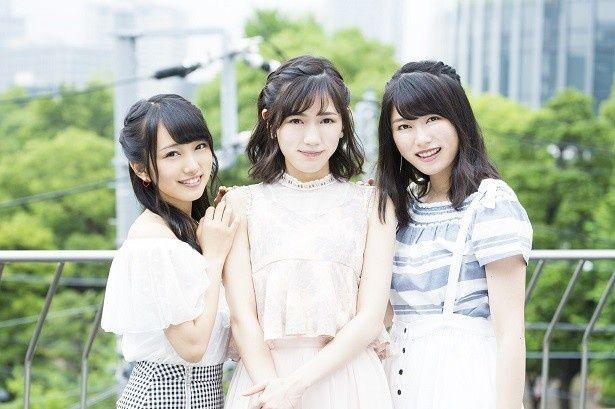 AKB48ドキュメンタリー映画第5弾が公開!渡辺麻友、横山由依、向井地美音の3人が今作の映画&先日行われた総選挙についても語る!