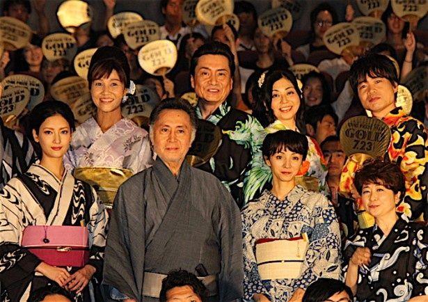 『ONE PIECE FILM GOLD』の完成披露イベントが開催!