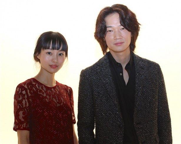 綾野剛と忽那汐里が『FINAL FANTASY』を語る!
