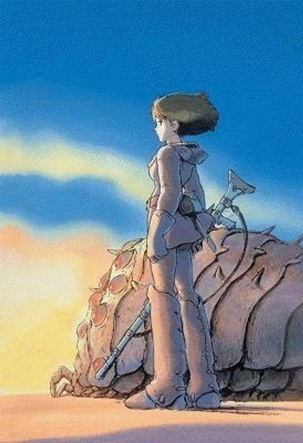 ジョン・ラセターらにも影響を与えた宮崎作品のひとつ『風の谷のナウシカ』(84)