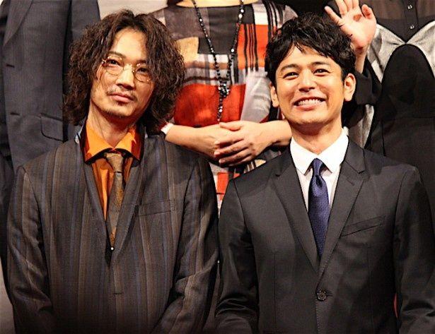 妻夫木聡と綾野剛が相思相愛の思いを明かした