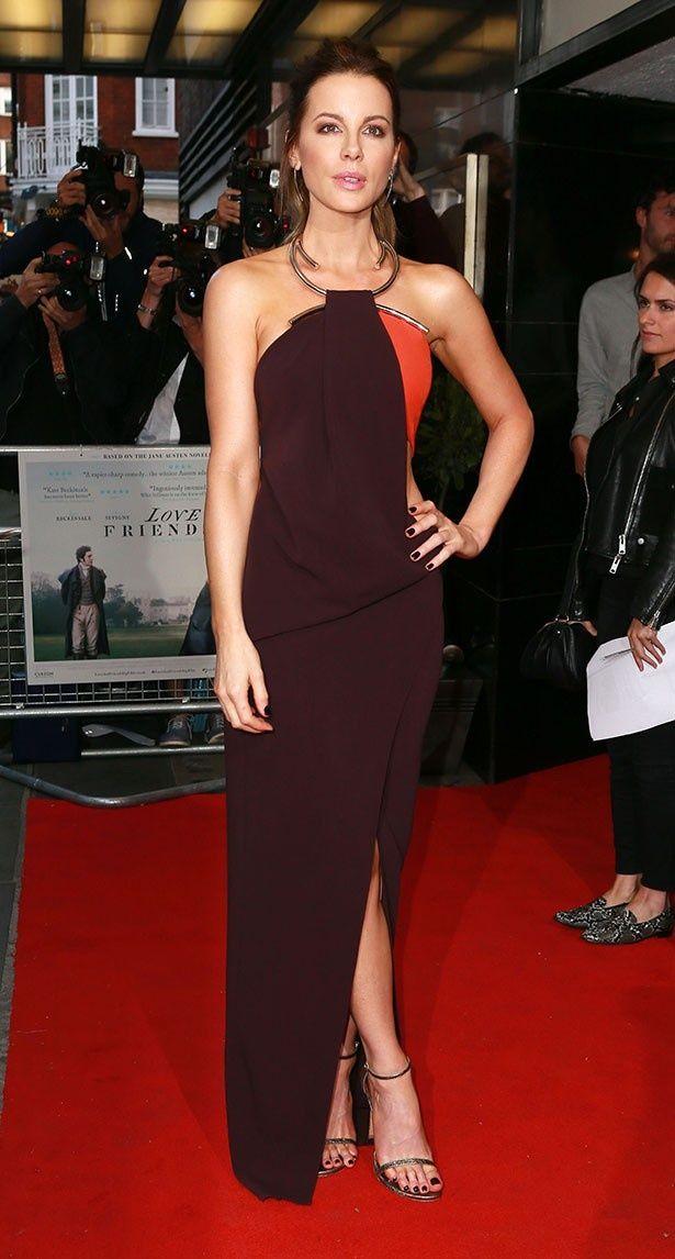 エレガントなドレス姿が美しく、毎度レッドカーペットを華やかに彩るケイト