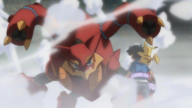 仲間を取り戻そうとするポケモン・ボルケニオンの男気が泣ける!