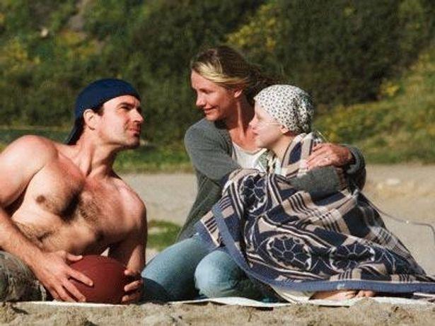 キャメロン演じる母親とその娘たちとの絆を描くヒューマン・ドラマ『私の中のあなた』