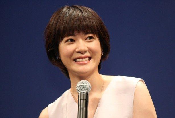 【写真を見る】先日、TRICERATOPS・和田唱との結婚を発表した上野樹里