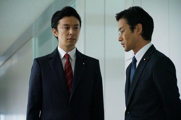 長谷川博己、竹野内豊はゴジラが現れた日本の政府関係者を演じる